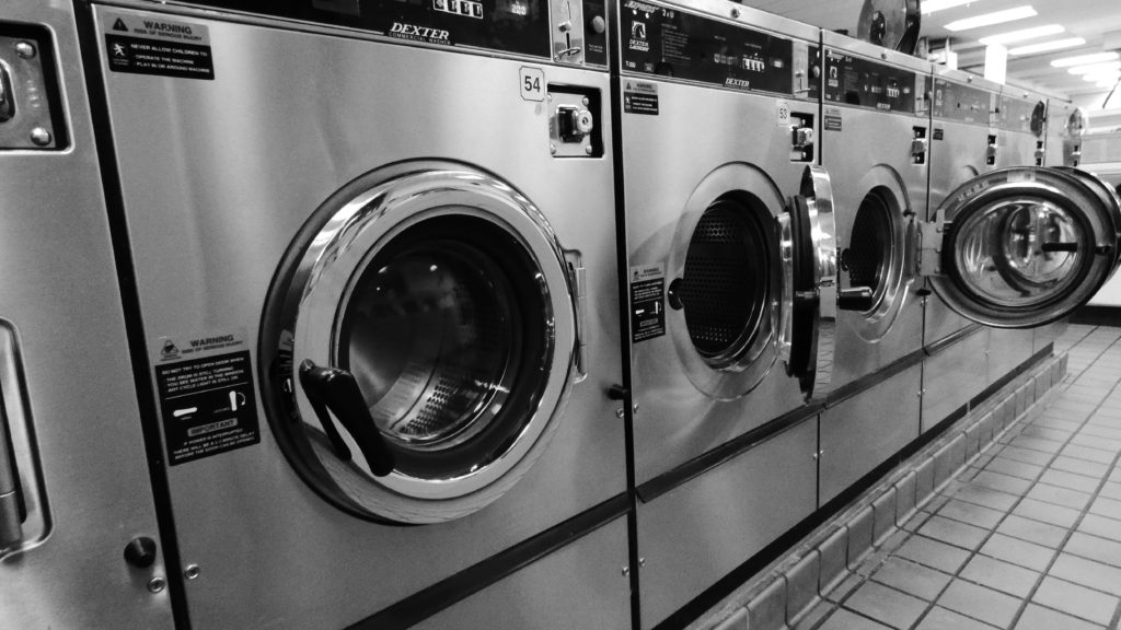 Automatické pračky prádla