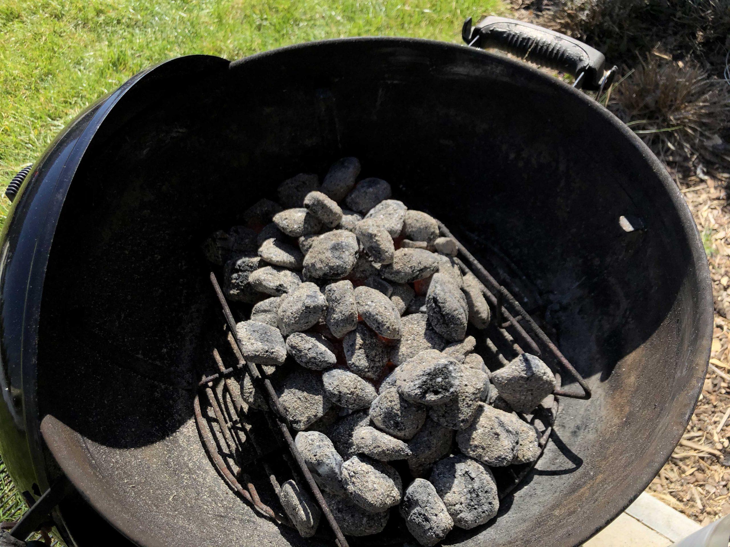 Jak zapálit gril